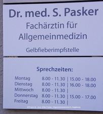 Praxis Dr. med. Silke Pasker, Augsburg: Ihre Hausarzt-Praxis in Augsburg